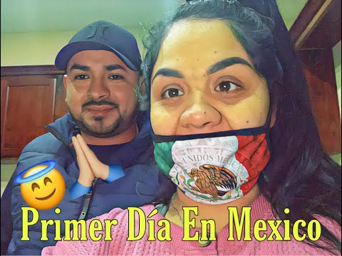 Mi primer Día En México 🇲🇽🙏🏼🥰