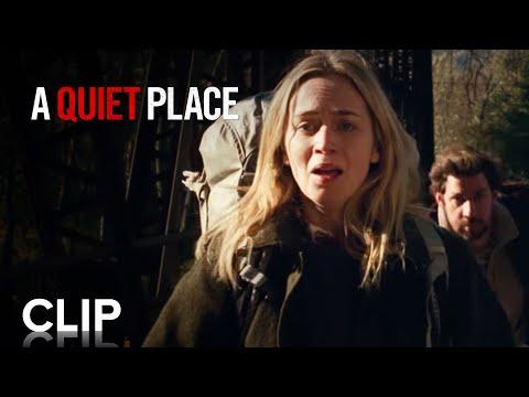 A QUIET PLACE    Bridge   Official Film Clip