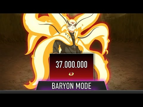 BARYON MODE NARUTO - Boruto CHAPTER 52