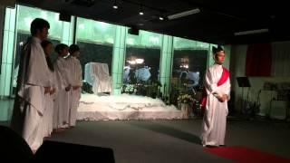 Ota-shi Japan  city photo : Teatro Maos Vazias Ass. De Deus Ministerio Missao Mundial Ota-Shi Japan -Pr.Shimizu -