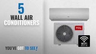 Video Top 10 Wall Air Conditioners [2018]: 12000 BTU Smart WiFi A++ easy-fit DC Inverter Wall Split Air MP3, 3GP, MP4, WEBM, AVI, FLV Agustus 2018