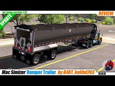Addon Mac Simizer Freight in traffic 1.32.x