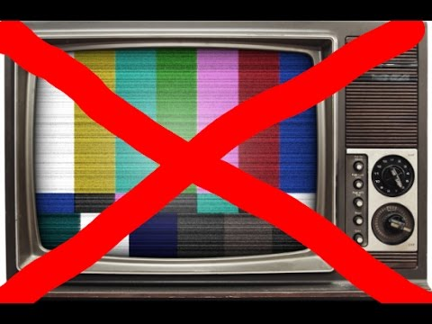 TV IS DYING