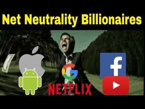 Net Neutrality Billionaires' Monopoly