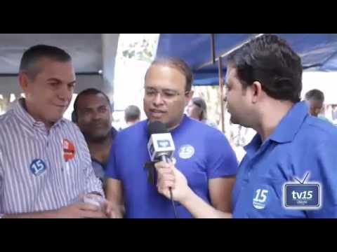 Dep. Federal Zé Silva vem a Taiobeiras demonstrar o seu apoio a Carlito