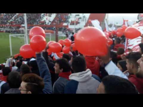 Recibimiento de INSTITUTO vs San Martín de Tucumán - Los Capangas - Instituto