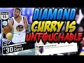 NBA 2K17 MYTEAM DIAMOND STEPHEN CURRY GAMEPLAY! LIMITLESS RANGE EXPERT!