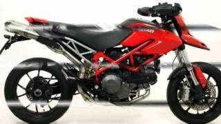 8. Ducati Hypermotard 796 - Specification & Specs