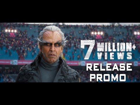 2.0 - Release Promo [Telugu]   Rajinikanth   Akshay Kumar   A R Rahman   Shankar   Subaskaran