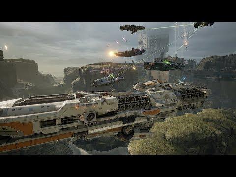 Dreadnought. Стрим-обзор от Cr0n. Review.