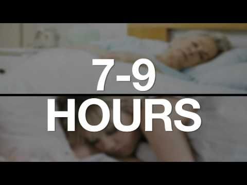Putting to Rest Myths About Seniors & Sleep