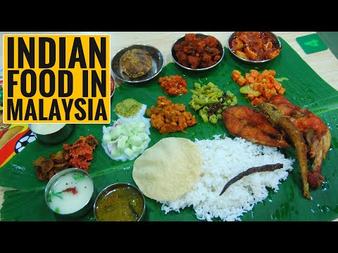 What to eat in Malaysia. Indian, Chinese and Malay Food Review for Indians