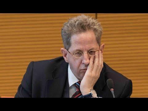 Kramp-Karrenbauer: Die Causa Maaßen feiert überrasche ...