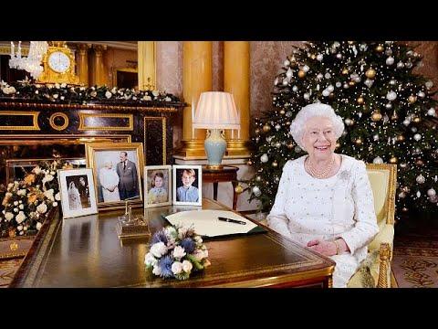Βρετανία: Το χριστουγεννιάτικο μήνυμα της Βασίλισσας