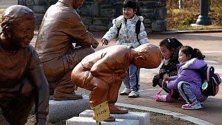 Funny monument Смешной памятник YouTubeFotoVideo