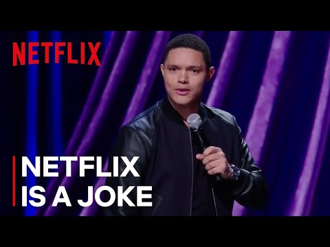 Trevor Noah: ​Afraid Of The Dark - NYC | Netflix Is A Joke | Netflix
