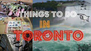 Hello! It's been a while since i've edited a video this long but it was great to revisit the memories of Toronto, Canada. The funny thing is that it took me longer to edit than it did to visit the city, I'm such a video-editing-newbie or maybe it's time to get new software. Anyway.. I love Toronto, it's such a lovely city with great food, great people, I felt so safe here. If I didn't have commitments in UK, I'll be applying for that visa by the end of the year baby. Planning holidays can be crazy and sometime overwhelming too, so feel free to use my  4 and a half day schedule as a travel guide or mix it with yours to DIY your own. For all the reviews, details, links and the Toronto itinerary here my blog post - http://www.spottedjournal.com/2016/11/travel-guide-toronto-canada.html End results for the 3D self models - coming soonFor more travel vlogs:Lisbon Portugual - https://youtu.be/uQHAA6Dk5pQDanube Europe with Viking Cruises - https://youtu.be/2l4uXOtTiMsThanks for watching!Jenny----OTHER LINKSBlog : http://www.spottedjournal.com/Instagram : https://www.instagram.com/spottedjournal/Facebook : https://www.facebook.com/thespottedjournal/Twitter : https://twitter.com/spottedjournal---- VIDEOMusic: Memories & PopDance -  http://www.bensound.comEdited & Filmed by Jenny HoUsing imovies & Canon G12----FTCThis video was not sponsored.