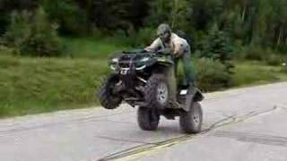 9. Can-Am Outlander 800 Max XT (two seater) WHEELY