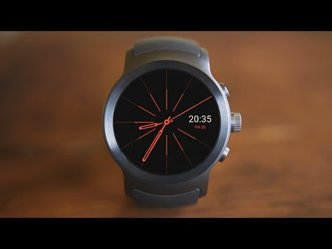 Обзор LG Watch Sport — лучшие на Android Wear