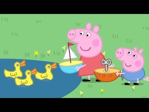 Peppa Pig en Español Episodios completos  Piggy In the Middle  Pepa la cerdita  Peppa pig 2019