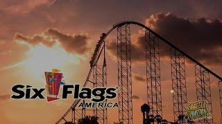 Upper Marlboro (MD) United States  city photos : Fun at Six Flags America - Baltimore / Washington DC