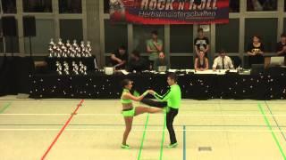 Michelle Zipperle - Yannick Zipperle - 30. Herbstmeisterschaft 2014