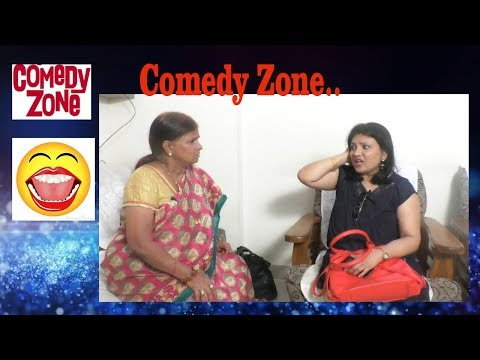 Comedy Zone Skit Never Ask This is Multitask,Vizag Vision...