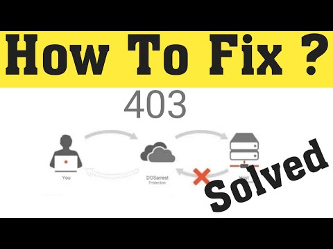 How To Fix Roblox 403 Forbidden Error - Google Chrome