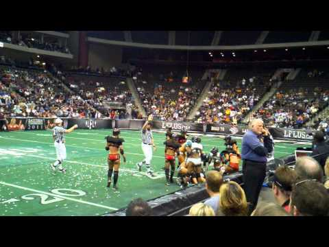 Lingerie Football Playoff Game in Jacksonville Fl