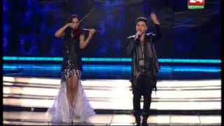 Eurovision 2015 Belarus: Uzari&Maimuna - Time (presentation Of ESC Version)