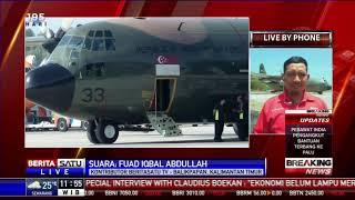 Video 2 Pesawat Hercules Singapura Tiba di Balikpapan MP3, 3GP, MP4, WEBM, AVI, FLV Oktober 2018