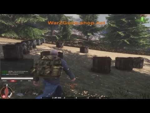 comment trouver une arme dans war z