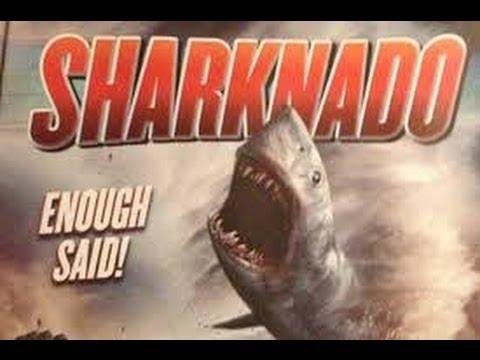 SHARKNADO Movie Review (Best Movie Ever?)