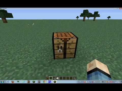 minecraft || #1 düz map ve havai fişek yapımı