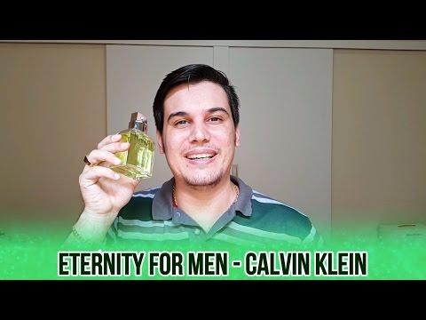 Resenha do Perfume Eternity For Men da Calvin Klein