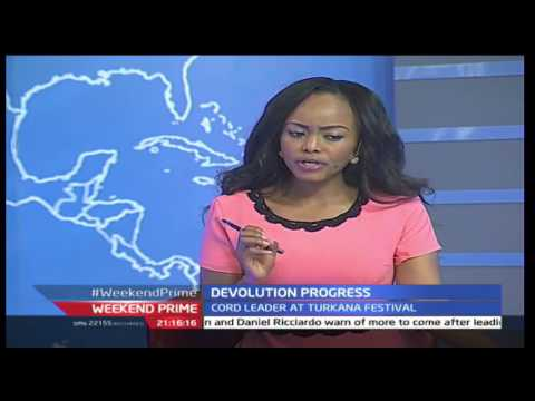 Weekend Prime 27th August 2016: Discussion on devolution progress with Kinuthia Mwangi