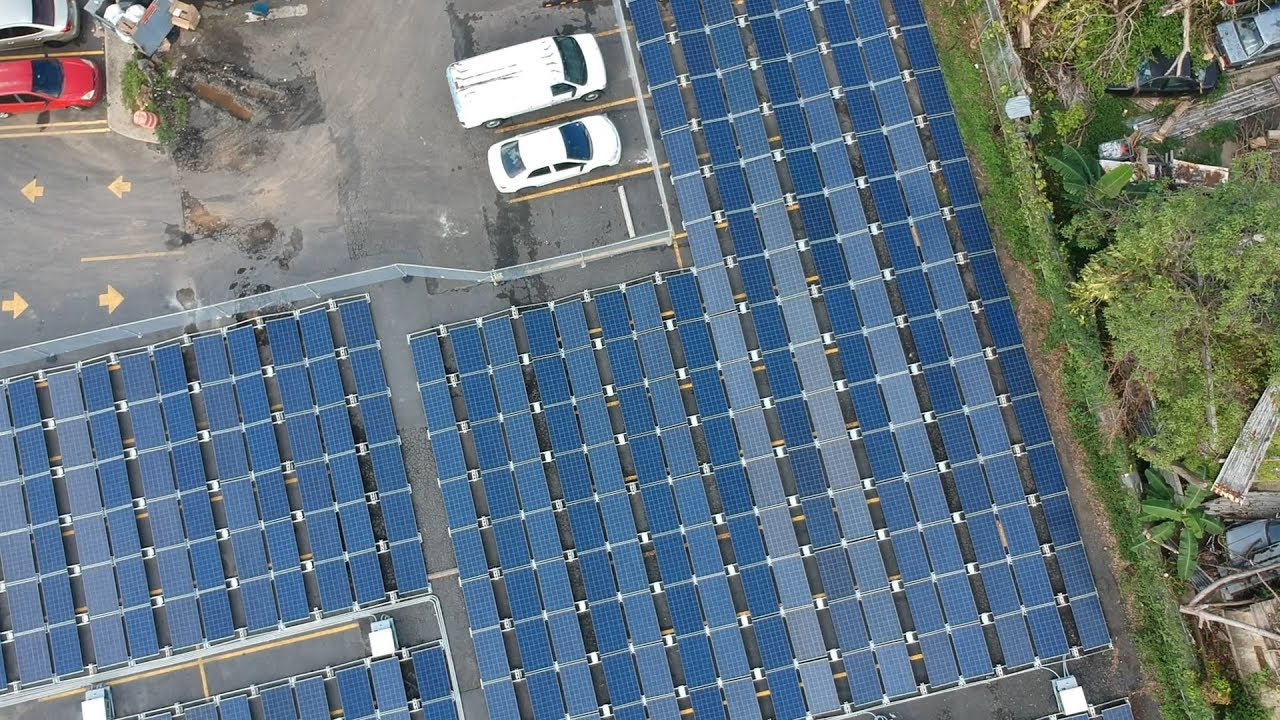 Healing Puerto Rico's Healthcare System with Solar Energy