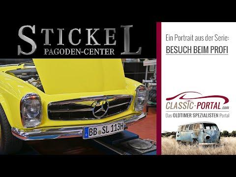 STICKEL Pagoden Center - Restauration, Werkstatt, Verkauf
