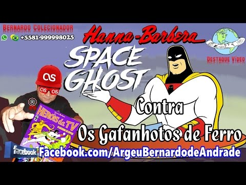 21 - Space Ghost - Contra Os Gafanhotos de Ferro (видео)