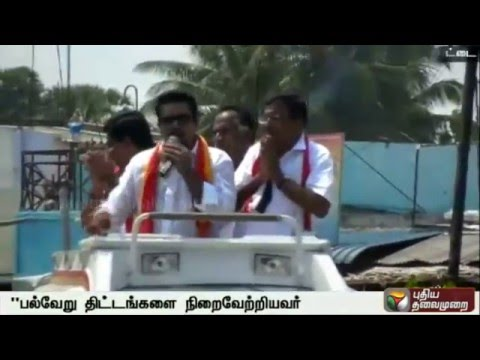 SMK-leader-Sarathkumar-campaigns-for-ADMK-candidates-in-Udumalpet