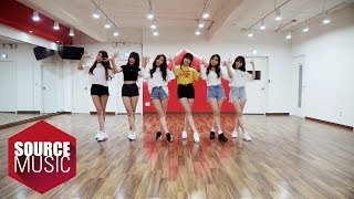 Video 여자친구 GFRIEND - 귀를 기울이면 (LOVE WHISPER) Dance Practice ver. MP3, 3GP, MP4, WEBM, AVI, FLV September 2017