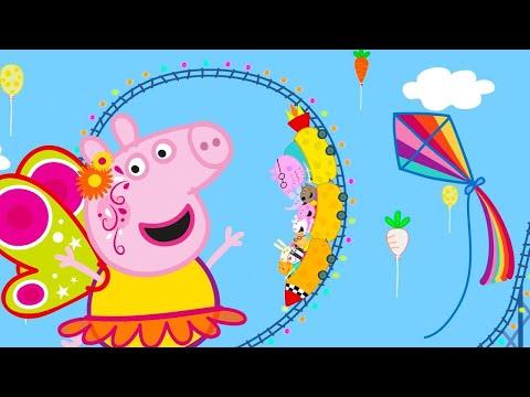Peppa Pig en español - Canal Kids - Español Latino - Episodios completos Carnaval de Peppa! Pepa la cerdita