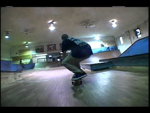 Joey Hilbert at Junction Skatepark
