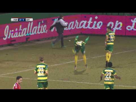 Samenvatting Fortuna Sittard - Jong FC Utrecht