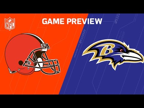 Video: Browns vs. Ravens (Week 10 Preview) | Around the NFL Podcast | NFL
