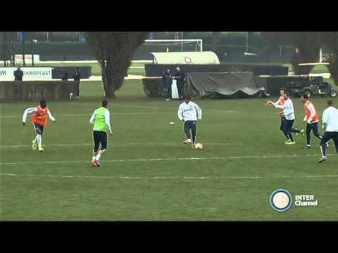 Inter: Trening 25.11