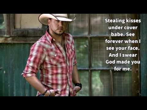 Video Jason Aldean-You Make It Easy-Lyrics download in MP3, 3GP, MP4, WEBM, AVI, FLV January 2017