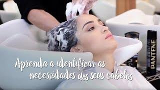 Aprenda a identificar as necessidades dos seus cabelos