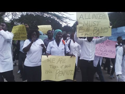 KNH consultants join doctors strike as health crisis deepens