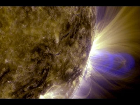 Experts Warn Solar Flare May Knock Out The Power Grid